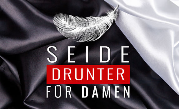 Seide Drunter für Damen